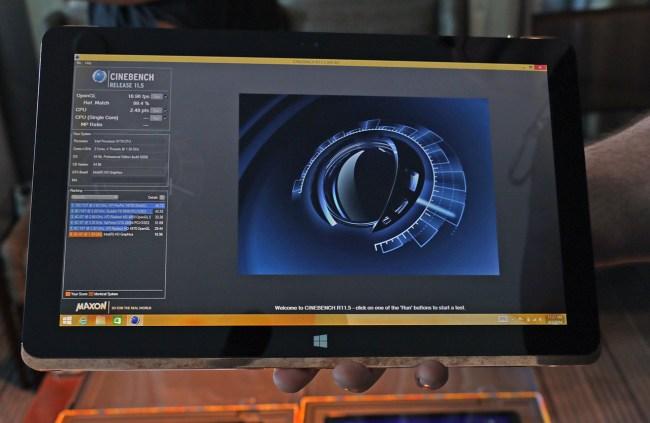 Первые тесты демонстрируют высокую производительность процессоров Intel Core M