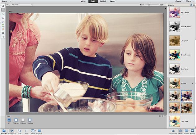 Adobe выпустила приложения Photoshop Elements 13 и Premiere Elements 13