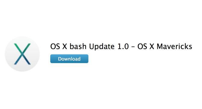 Apple выпустила обновление для OS X, устраняющее уязвимость Shellshock