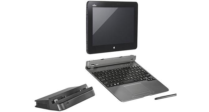 Fujitsu анонсировала смартфон и планшеты для корпоративного рынка