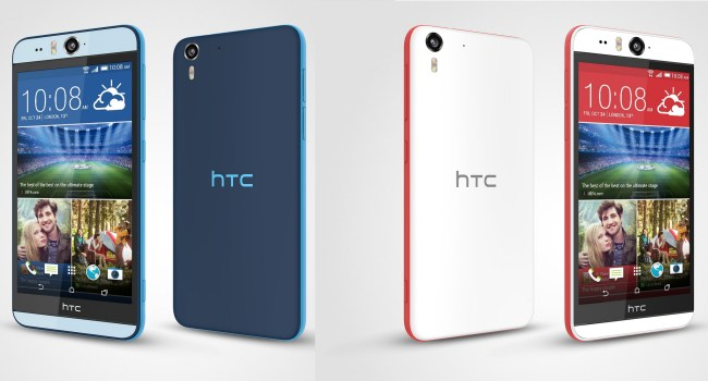 HTC Desire EYE (both)