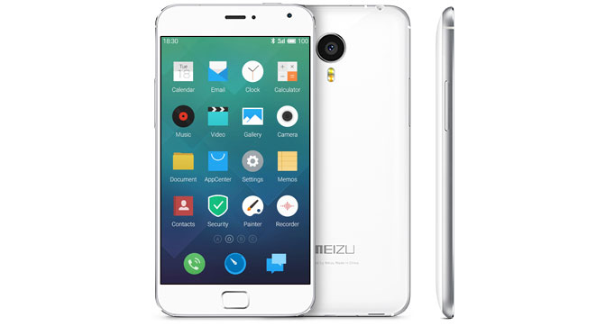 Состоялась официальная презентация смартфона Meizu MX4 Pro
