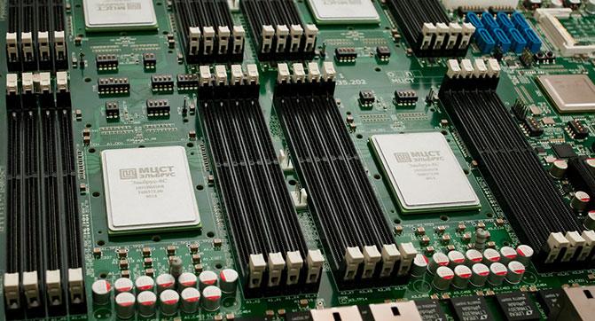 В России получены инженерные образцы процессора Эльбрус-8С