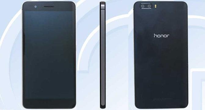 Huawei подготовила к выпуску смартфон Honor 6X