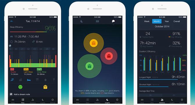 Runtastic создала приложение Sleep Better для улучшения сна