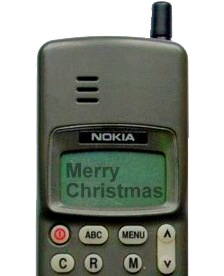 1992-Nokia-101-mobile-phone-cell-Worlds-1st-SMS-text-message-Neil-Papworth-texting-Merry-Christmas-Vodafone-Richard-Jarvis-1990s