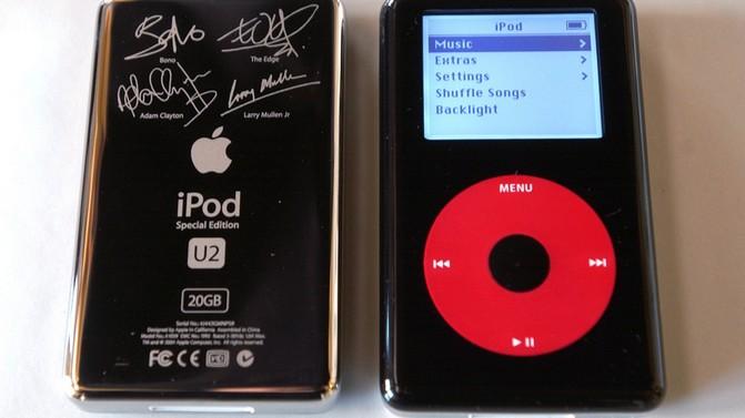 На eBay старые iPod продают по цене $90 тыс
