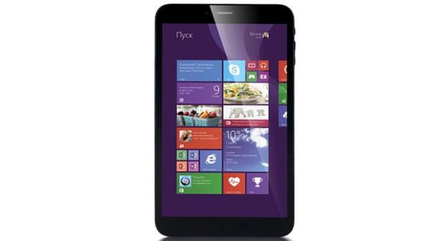 В продажу поступил украинский планшет MYTAB Garda с ОС Windows 8.1