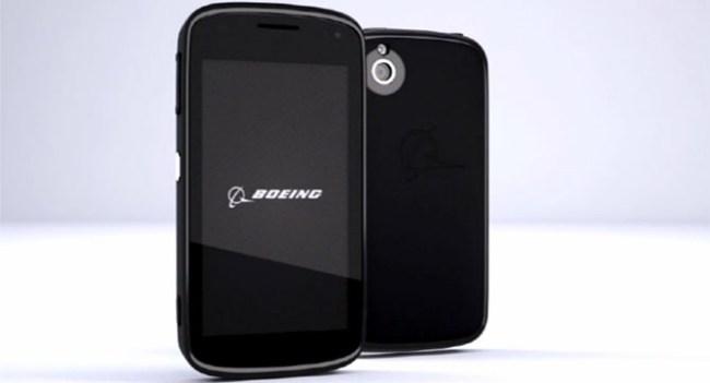 BlackBerry и Boeing совместно разрабатывают самоуничтожающийся смартфон