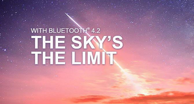 Благодаря Bluetooth 4.2 устройства смогут подключаться к интернету