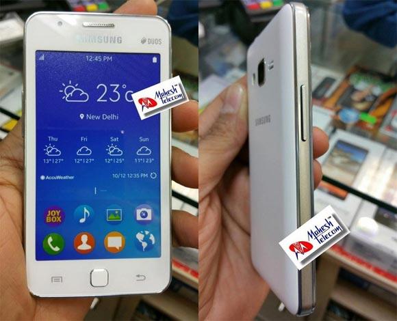 Стали известны характеристики смартфона Samsung Z1 на базе Tizen