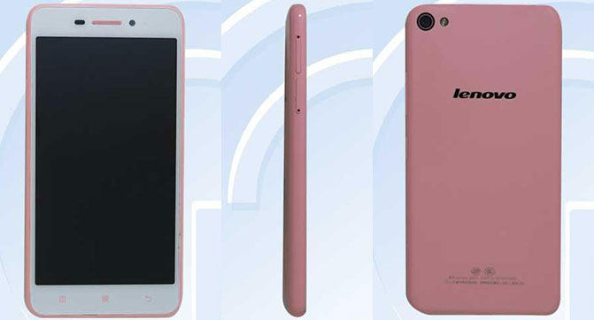 Lenovo создала смартфон S90, внешне напоминающий iPhone 5c