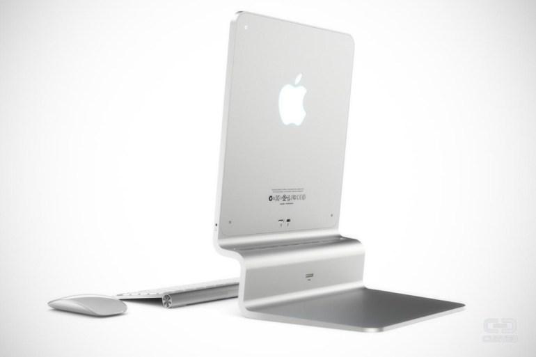 Дизайнеры также вдохновлялись внешним видом планшета iPad