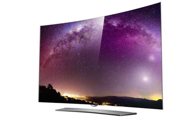 LG привезла на CES 2015 обновленную линейку OLED-телевизоров