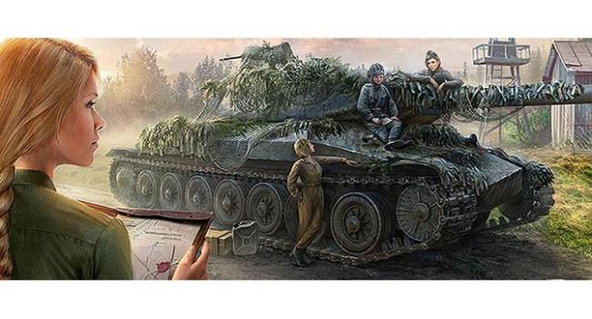 В World of Tanks внедрены личные боевые задачи