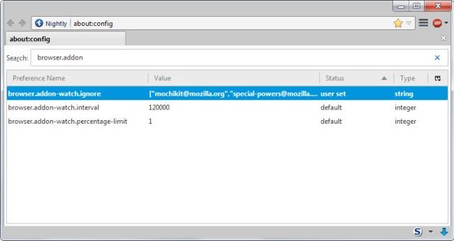 browser-addon-preferences