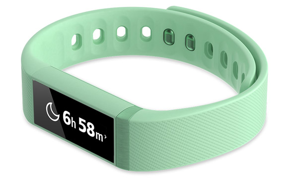 Acer представила фитнес-браслет Liquid Leap+