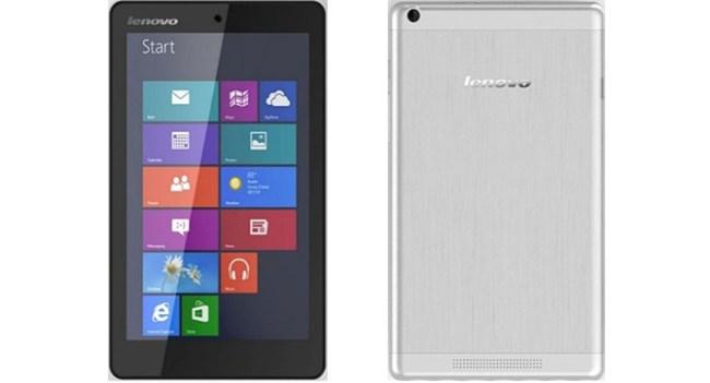 Lenovo анонсировала доступный Windows-планшет MIIX 300