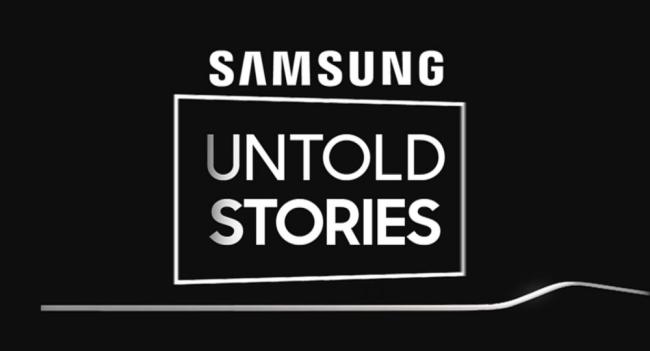 Samsung Untold Stories Livestream