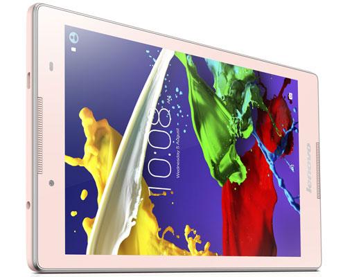Lenovo представила на MWC 2015 два Android-планшета