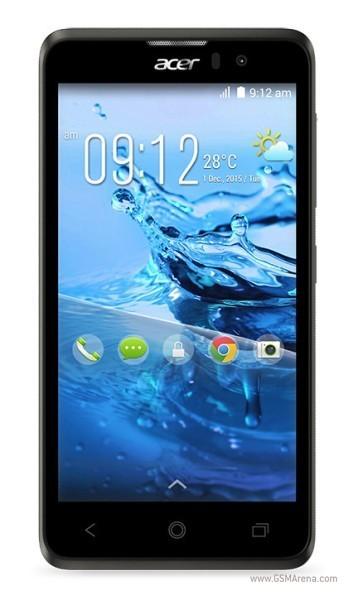 Acer привезла на MWC 2015 несколько новых смартфонов