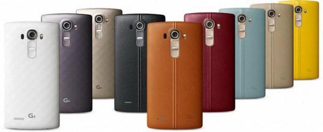 Состоялся официальный релиз нового флагманского смартфона LG G4