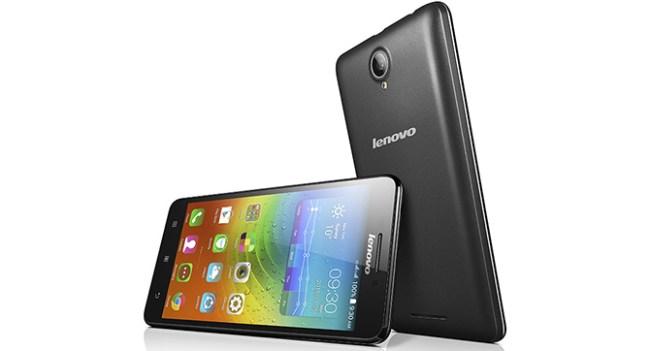 В Украине начинаются продажи смартфона Lenovo A5000