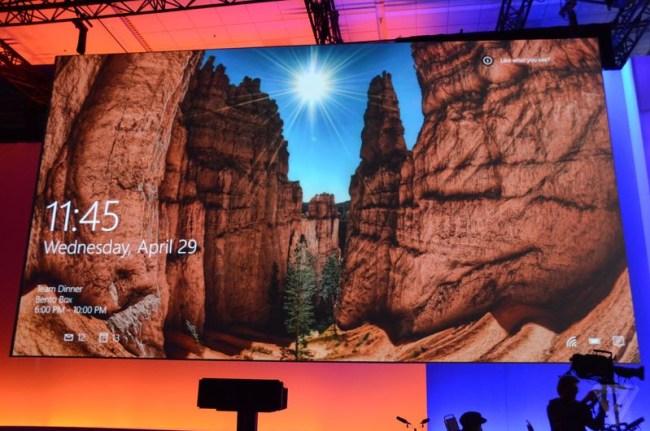 В Windows 10 появится новое окно блокировки с подсказками и рекламой
