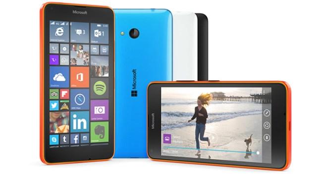 В Украине начались продажи смартфонов Lumia 640 и Lumia 640 XL