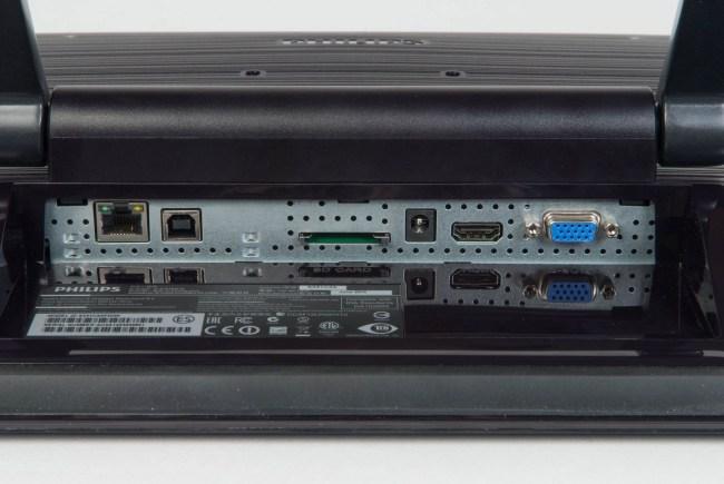 Philips_S231C4_connectors_1