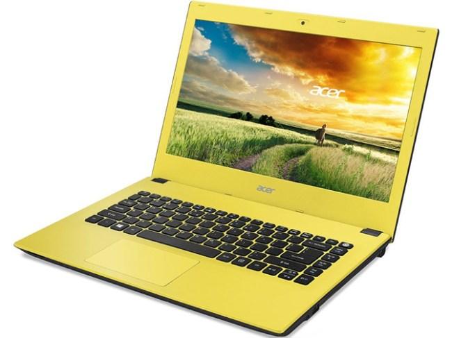 Acer анонсировала несколько новых ноутбуков Aspire