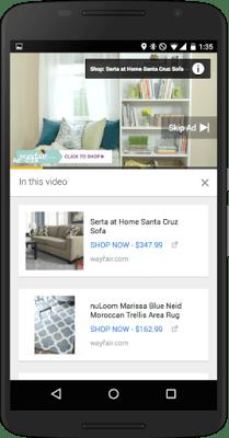 YouTube скоро внедрит улучшенную функцию рекламы товаров в видеороликах