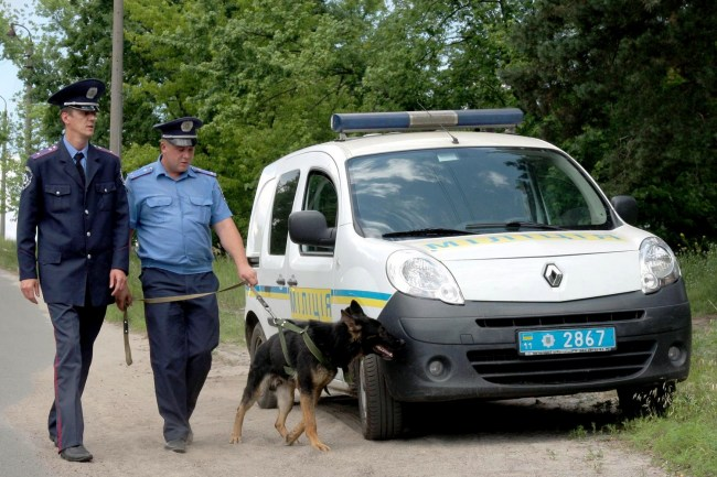 Ukraine Patrol (1)