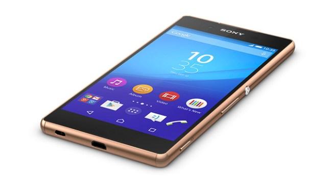 Sony анонсировала смартфон Xperia Z3+, очень похожий на флагман Xperia Z4