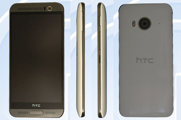 HTC создала смартфон M9e - аналог модели M9+ в пластиковом корпусе