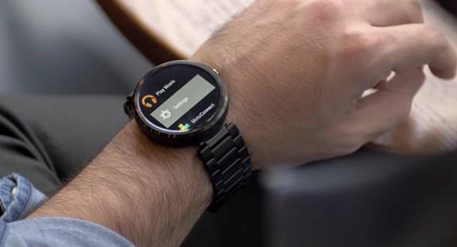 Aria - аксессуар для управления умными часами жестами пальцев