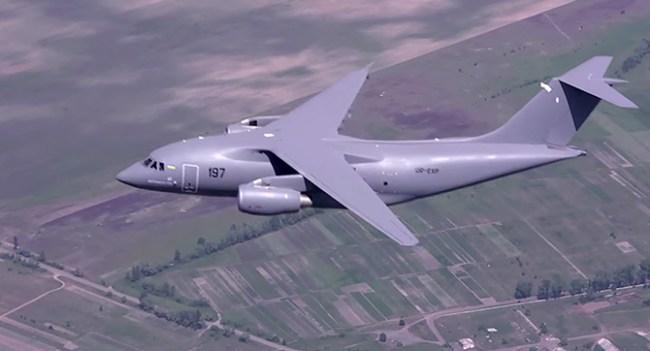 Украина представит на авиасалоне в Ле Бурже новые самолёты Ан-178 и Ан-132