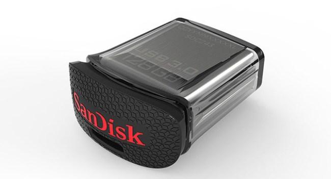 SanDisk выпустила компактные и ёмкие накопители