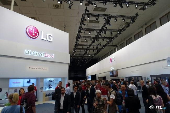 Маленькие, но интересные новинки LG, показанные на IFA 2015