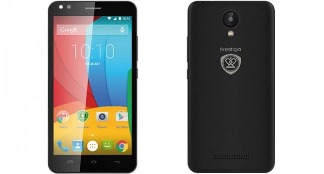 В Украине начались продажи доступного смартфона Prestigio Muze C3
