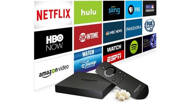 Amazon анонсировала обновлённые приставки Fire TV с поддержкой голосовых команд