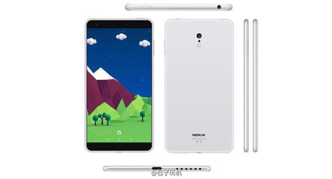 Nokia готовит к выпуску Android-смартфон под названием C1
