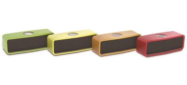LG начала продажи в Украине портативного Bluetooth-динамик Music Flow P7
