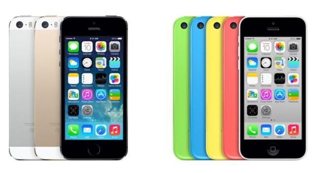 iPhone_5s vs iPhone_5c