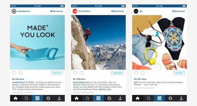 В Instagram появятся рекламные сообщения