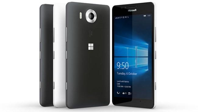 Состоялся анонс смартфона Microsoft Lumia 950 с Windows 10