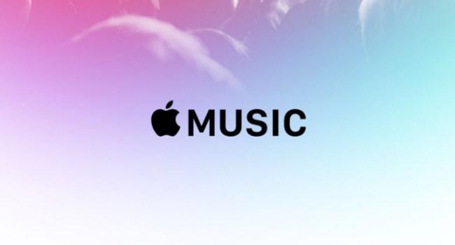 6,5 млн пользователей оформили платную подписку на сервис Apple Music
