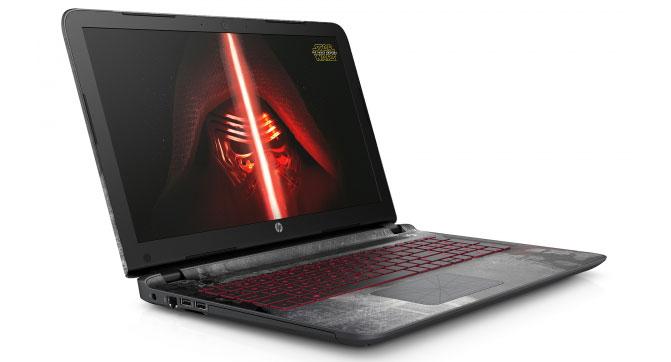 HP выпустила стилизованный ноутбук Star Wars Special Edition Notebook