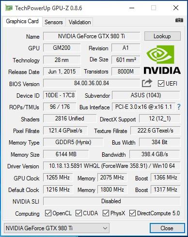 ASUS_MATRIX_GTX_980-Ti_Platinum_GPU-Z_info_overclock