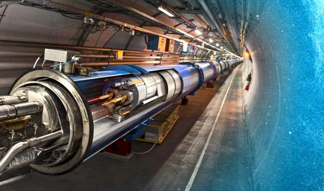 В Китае построят суперколлайдер